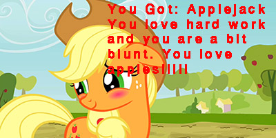 Which Member of the Mane 7 Are You?