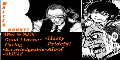What Hellsing Character Are You?