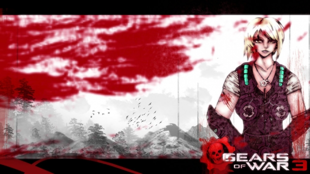 Gears Of War 3 Anya