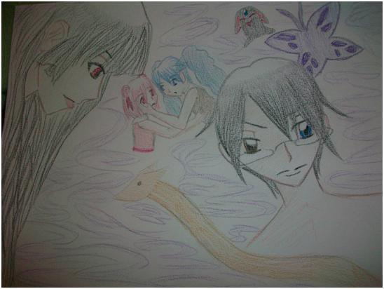 xxxHolic collage
