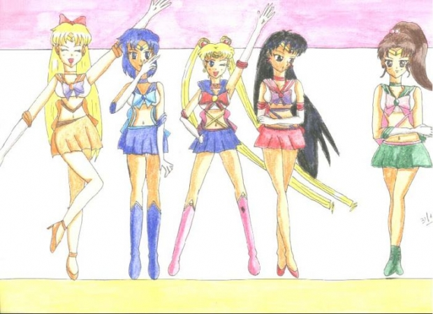 Sailormoon Costumes