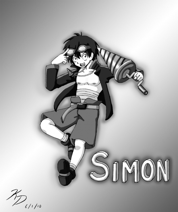 ArtTrade for PenPencil2 (Simon)