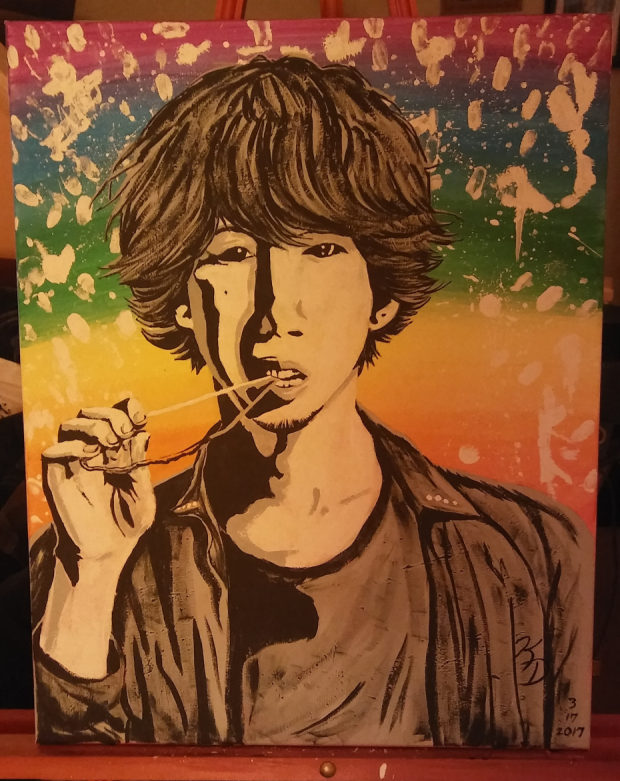 Taka For Friend Painting