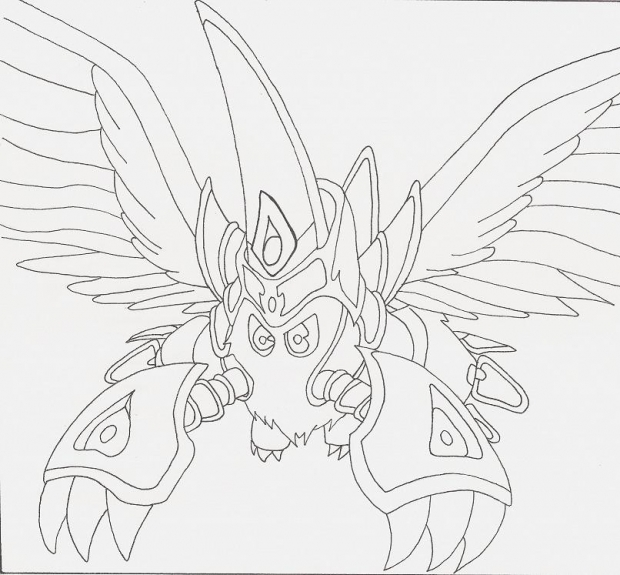 Winged Kuriboh lv 9