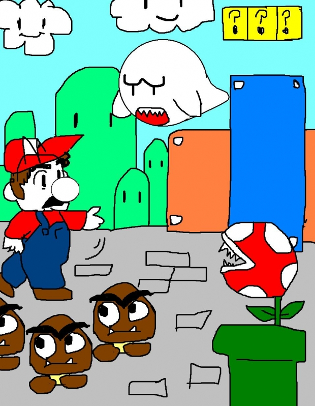 The Best Mario Pic EVER