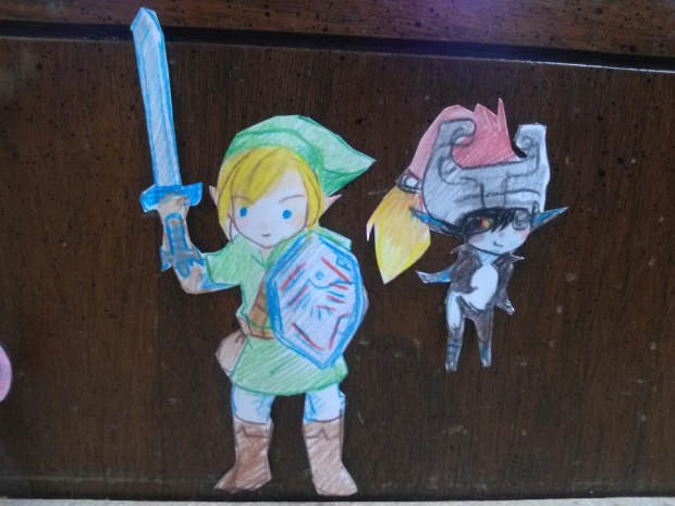 link the desk defender