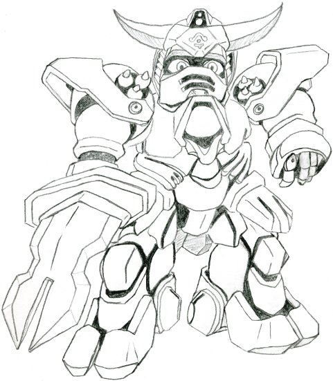 Maikeru The Gundam