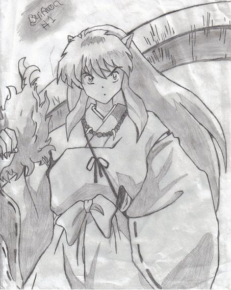 Inuyasha Being Average