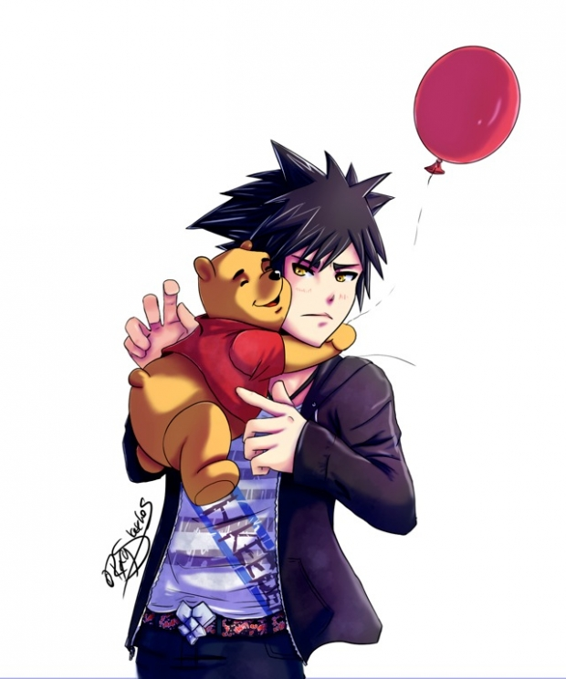 Huggly Snuggly for Vanitas