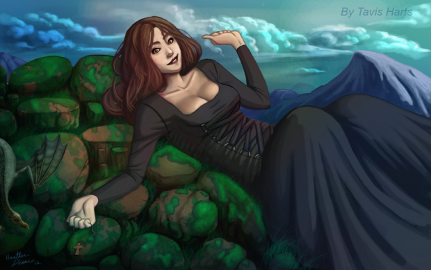 Witch of the mountains