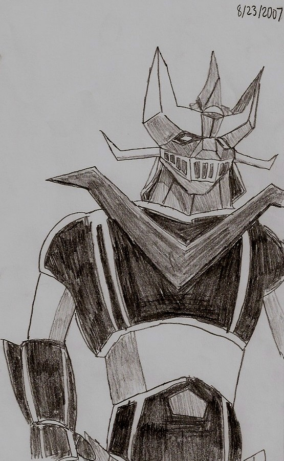 Great Mazinger (2)