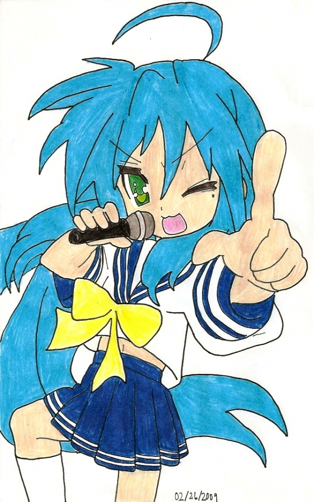 Konata The Singer