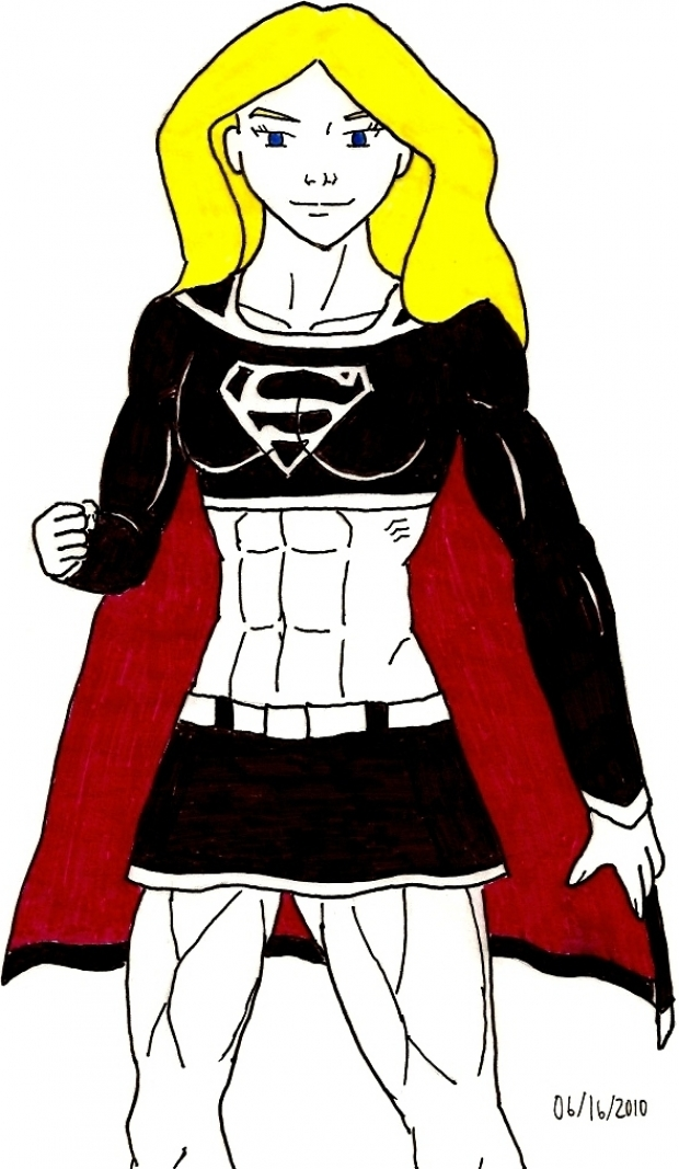 Dark Supergirl