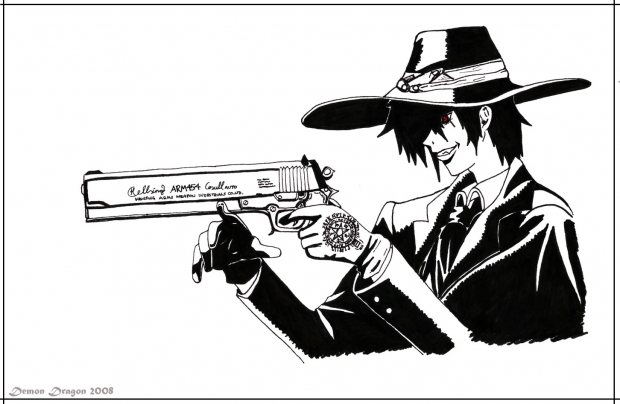 Alucard+guns=dead things