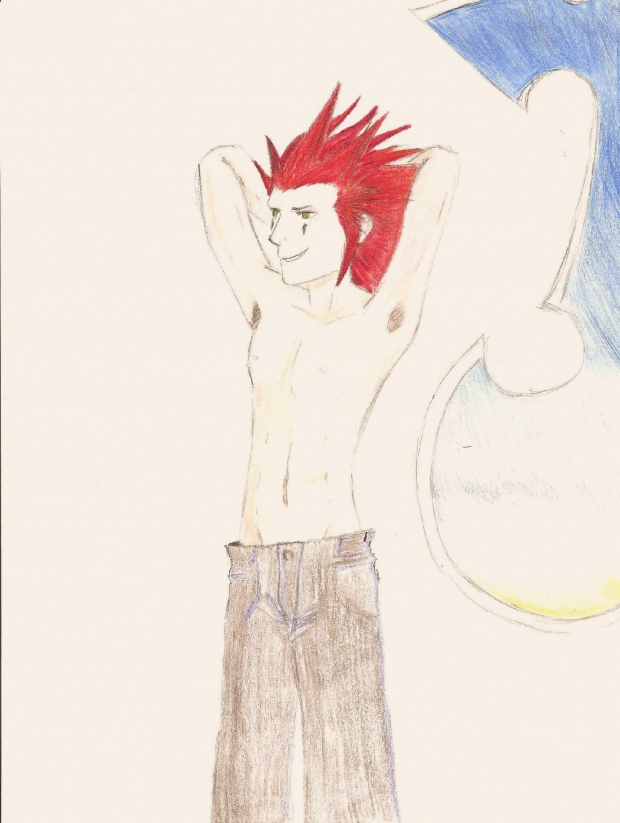 axel's sexiness