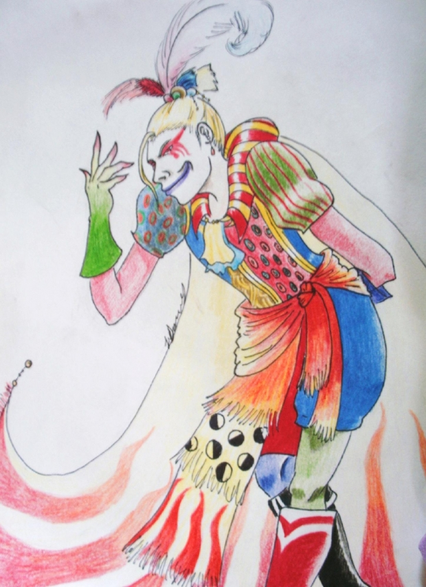 more kefka!!!