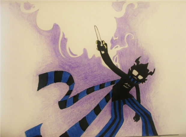 because even Eridan....