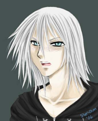 Riku - First Tablet Art!