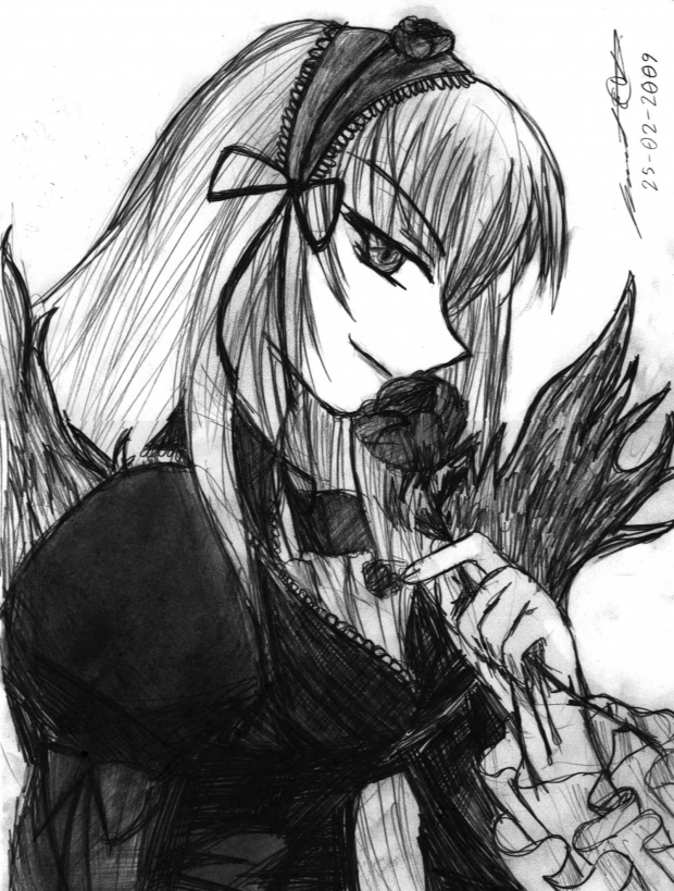 Suigintou (for Cassandra)