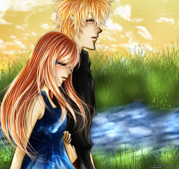 IchiHime: More than friends