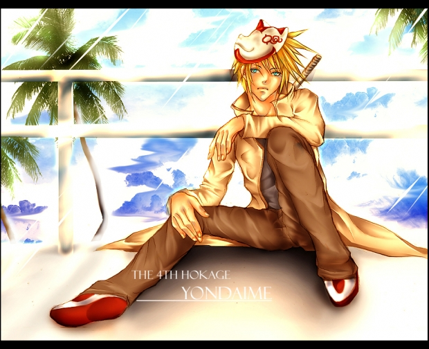 yondaime in beautiful holiday 2