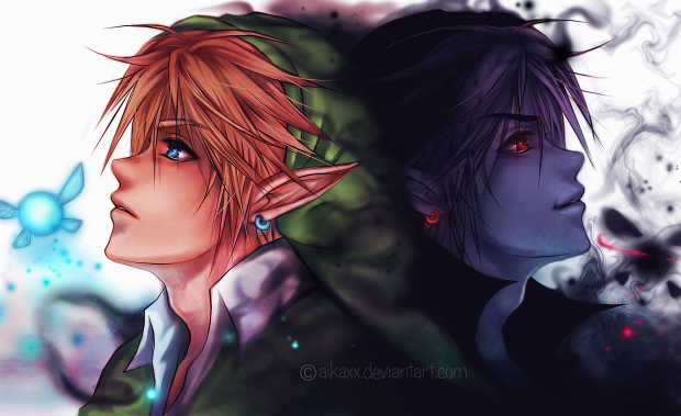 The Same - Dark Link/Link
