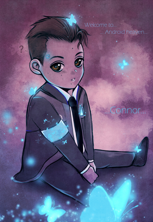 Welcome to Android heaven Connor