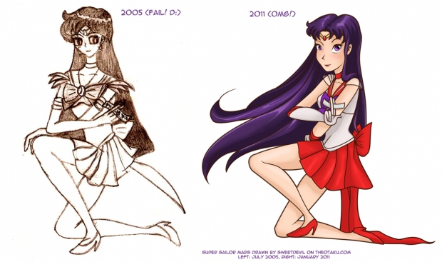 Before and After: 2005 vs 2011