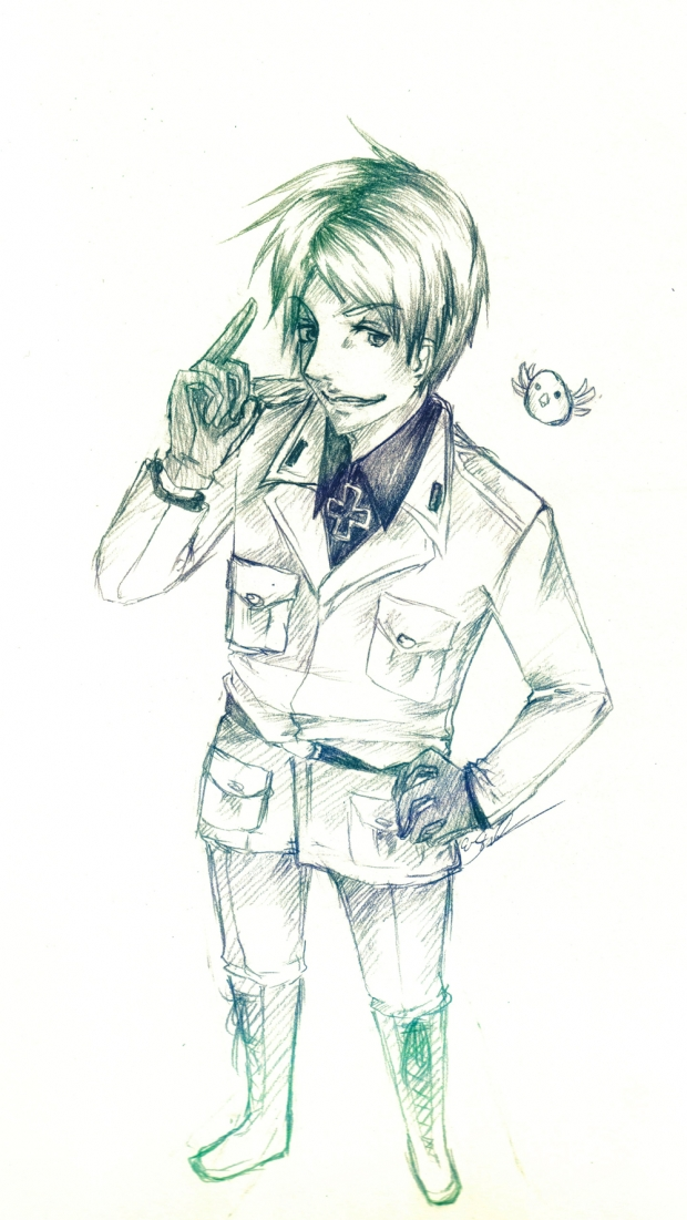 Prussia -- APH