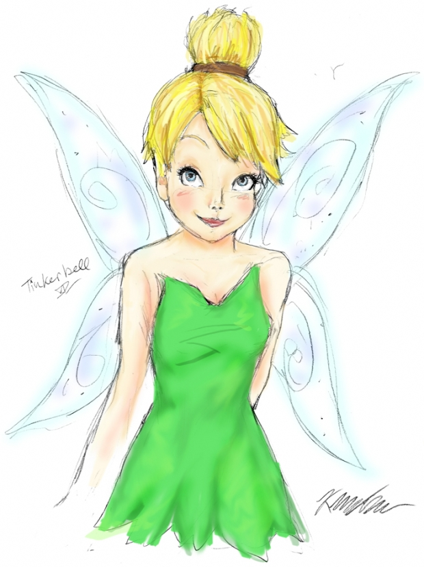 hey, it's Tink.