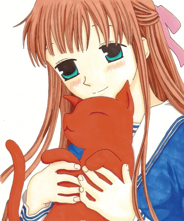 Tohru And Kyo By Sweet Chick
