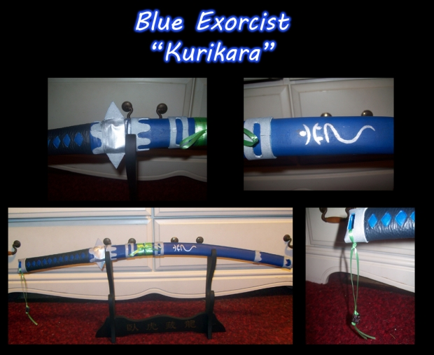 Blue Exorcist: Kurikara Sword