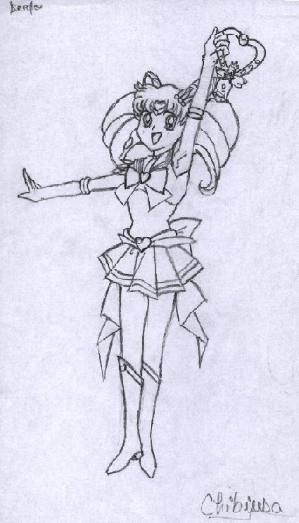 Sailor Chibiusa