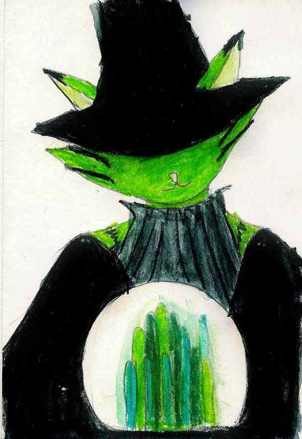 Wicked, Neko Elphaba