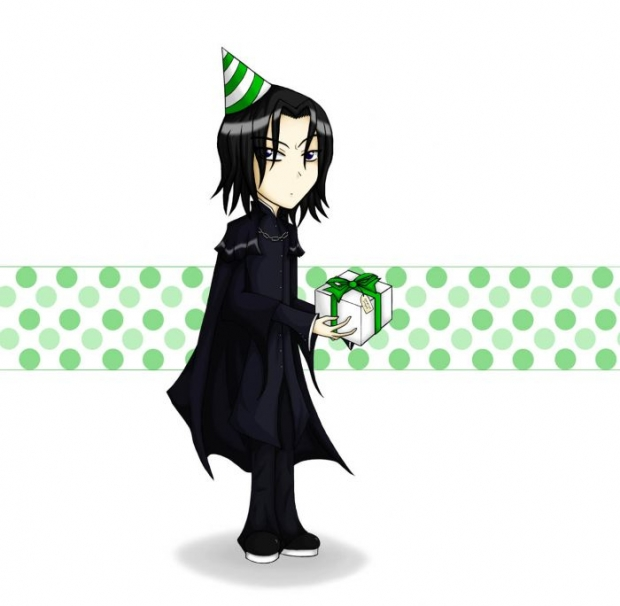 Happy Birthday Severus Snape