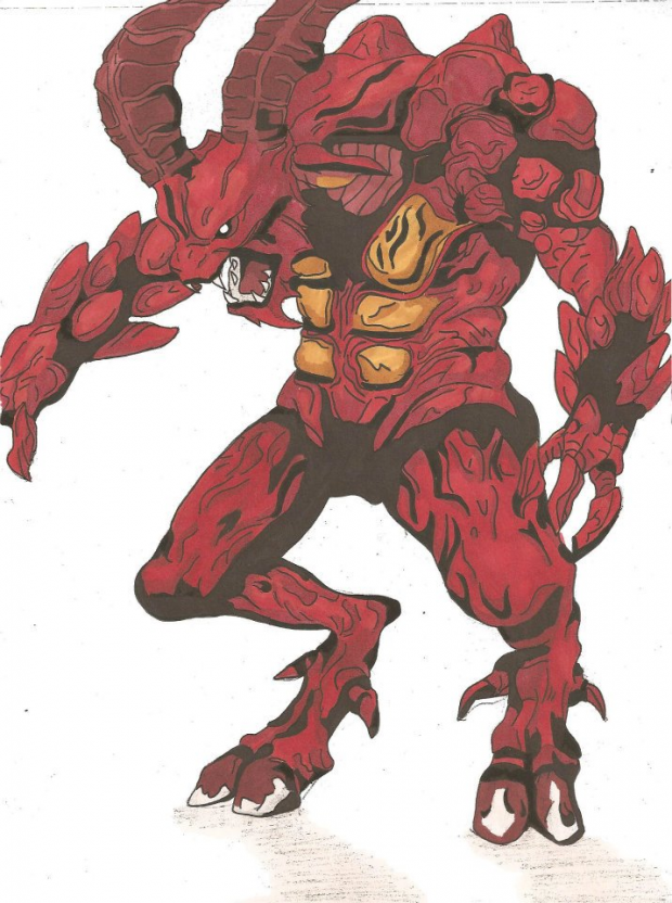 FFX Ifrit 05