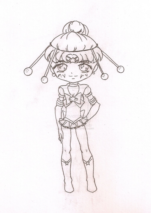 Chibi Sailor Pallas