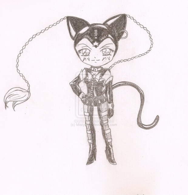 Chibi Sailor Tin Nyanko