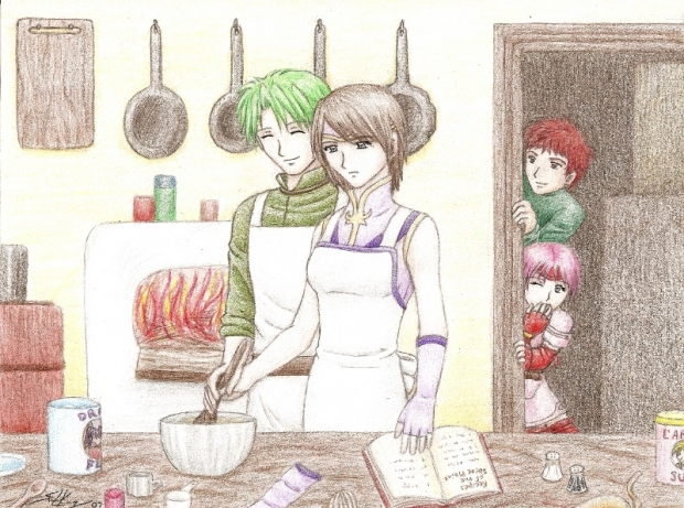 Cooking Lesson