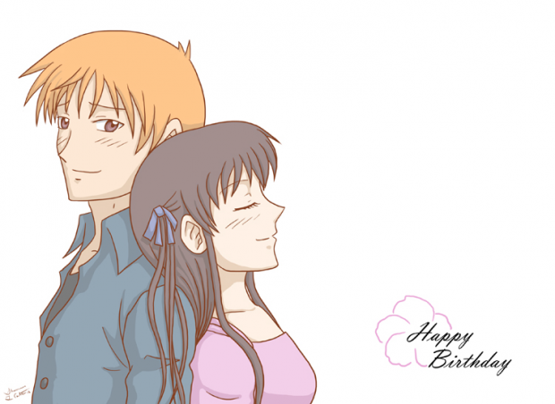 HB: Kyo and Tohru