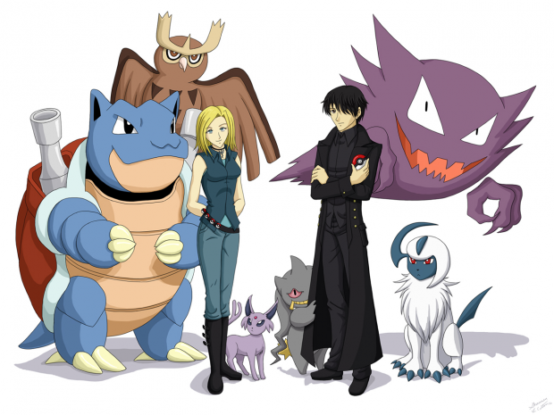 Pokemon Trainers: theLostSindar and NoxRequiem