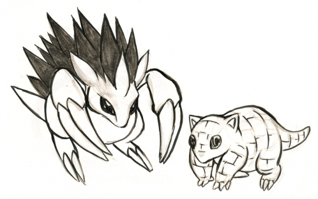 Sandshrew Family