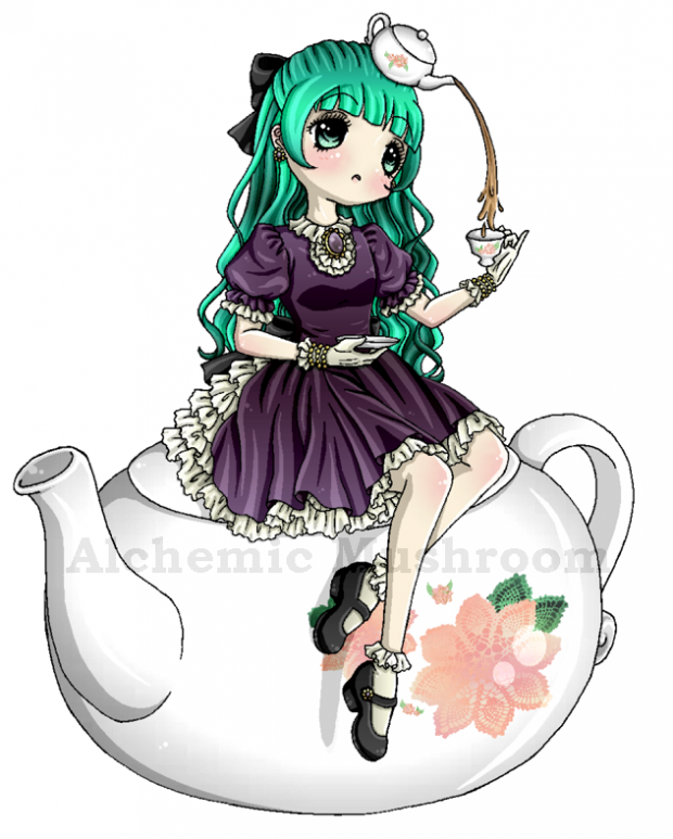 Join the Tea Party!