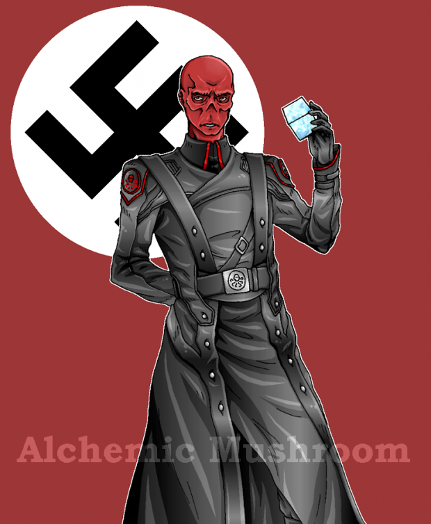 The Red Skull