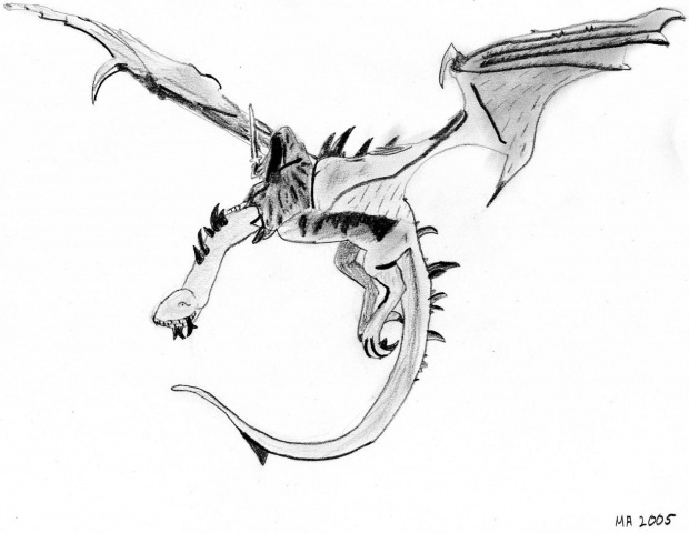 Nasgûl on Dragon