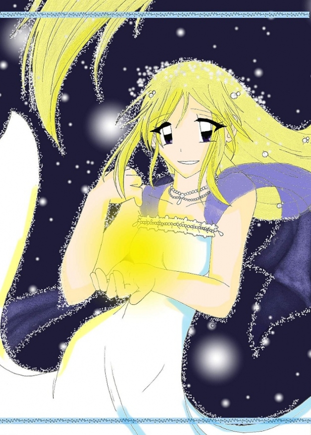 Stars : Personification