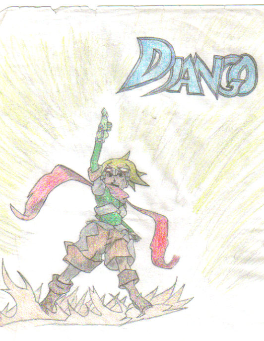 Django From Boktai