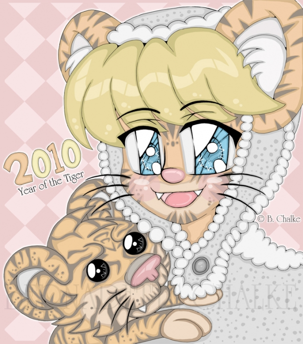 Happy Year of the Tiger 2010
