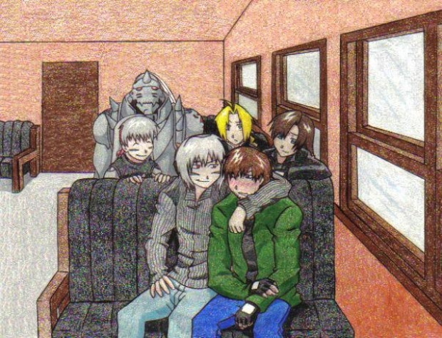 A Train Ride to Risembool
