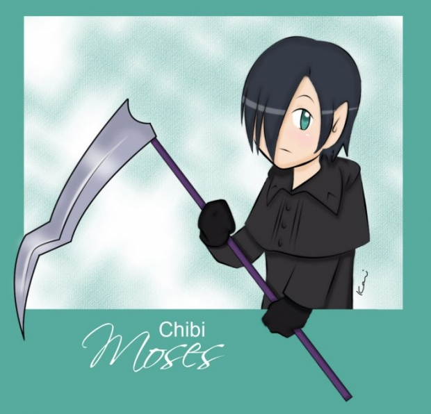 Chibi Moses For Caosgoth